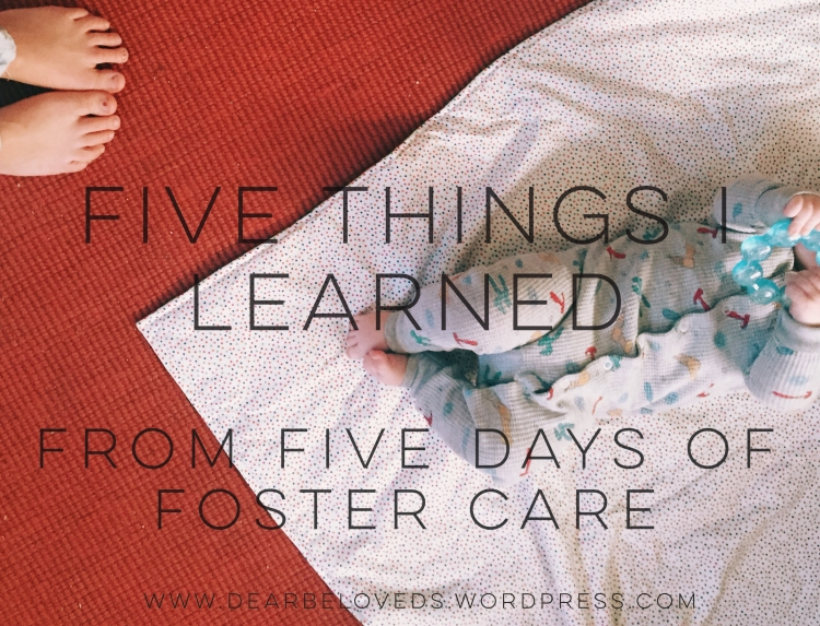 fivethings